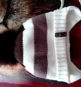 Продам новую шапку, зимнюю