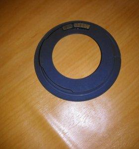 Адаптер для объективов M42 на байонет Canon EOS