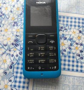 Телефон Nokia 105.