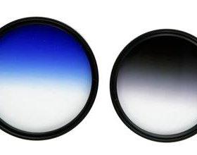 светофильтры градиентные для объектива
