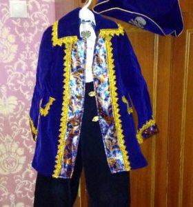 костюм новогодний Королевский пират