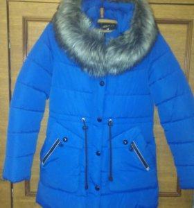 Продам куртку, зима