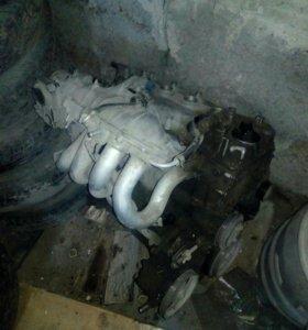 Двигатель ниссан  QG15DE