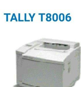 Tally T8006 лазерный принтер