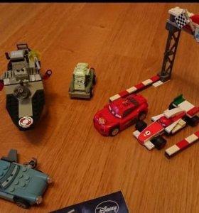 Lego тачки 8423, 8426