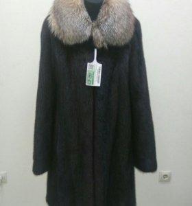 Шуба норковая Flisty fur of Hellas
