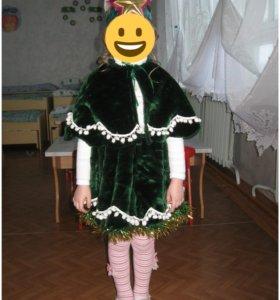 "Новогодний костюм ""Ёлочка"""