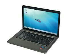 Ноутбук HP G62 на запчасти