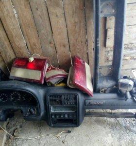 Панель приборов,фонари ГАЗ Волга 3110