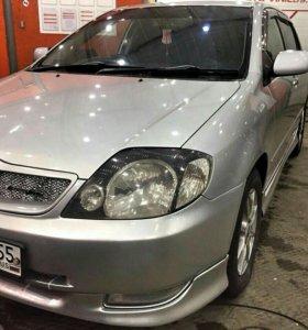 Toyota Allex,2001