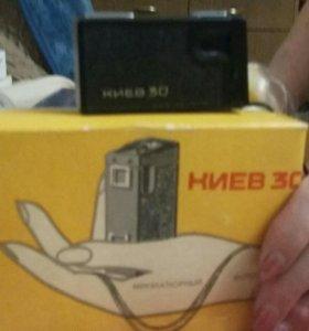 Фотоапарат стариный