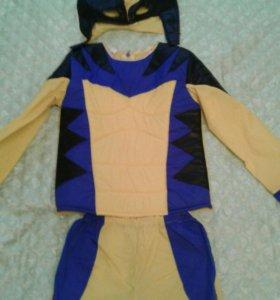 Новогодний костюм Рассомахи