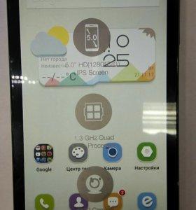 Новый смартфон Lenovo A859