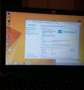 Продам ноутбук Acer es1-512