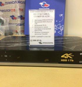 ULTRA HD приёмник A230