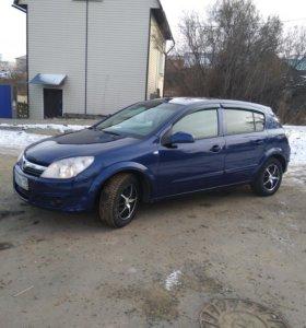 Opel Astra без вложений!