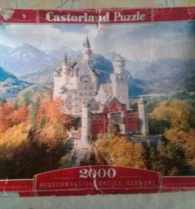 Пазл 2000 Castorland Pazl