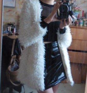 Модная куртка под мех
