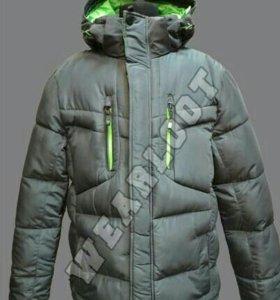 Новая куртка подрастковая