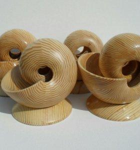 Скульптура из дерева. Предметы интерьера