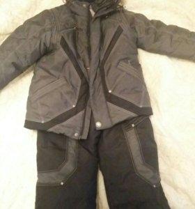 Комплект куртка+полукомбензон