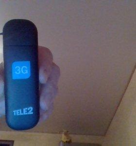 3G модем Теле2