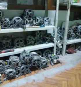 Двигатели для стиральных машин.