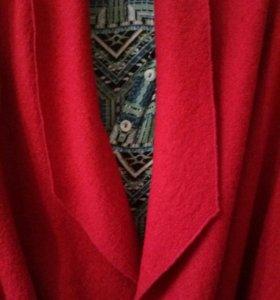Кардиган новый шерсть размер48-52