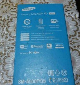 Samsung A500f
