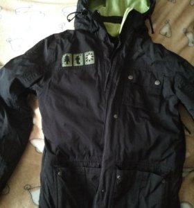 Куртка сноубордиста Termit