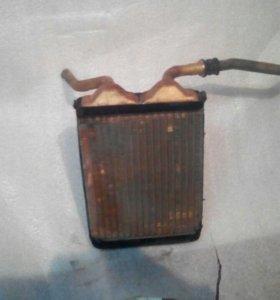 Радиатор печки GX 90