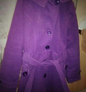 Пальто. В хорошем состоянии