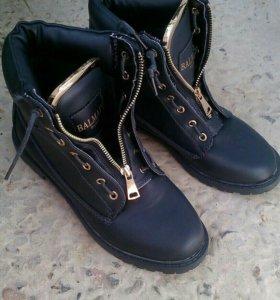 Продаю полу ботинки