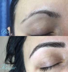 Перманентный макияж ❤