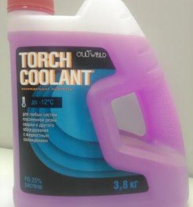 Охлаждающую жидкость Torch Coolant для плазмы
