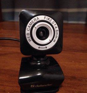вебкамера defender