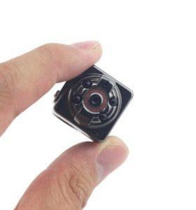 HD мини камера с ночной подсветкой
