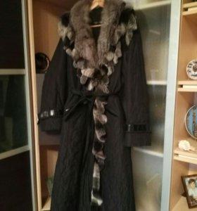 Пальто осень-зима.