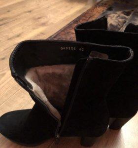 Ботинки балдинини