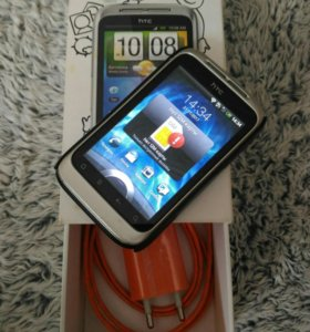 HTC Wildfire S (A510e)