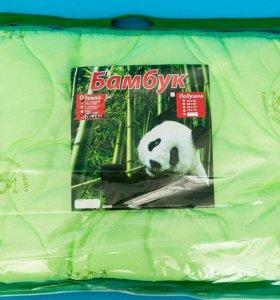Одеяло бамбуковое, новое в упаковке 165-210 см