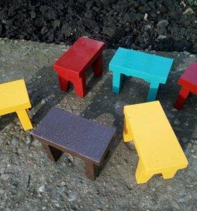 Табуретки для малышей