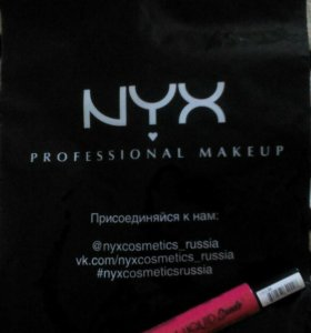 NYX жидкая матовая помада