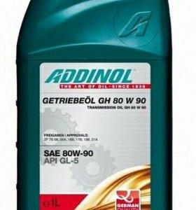 Масло трансмиссионное Addinol 80w90