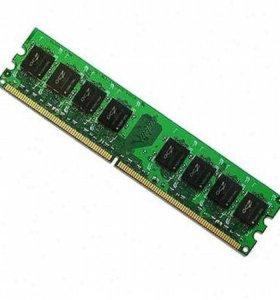 DDR2 2гб одной плашкой
