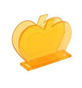 салфетница фигурная яблоко