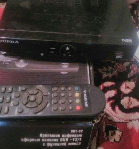 Цифровой приёмник ТВ приставка