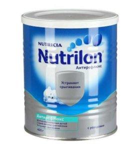 Nutrilon(антирефлюкс) 2 банки