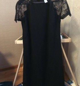 Маленькое чёрное платье НМ 42 р