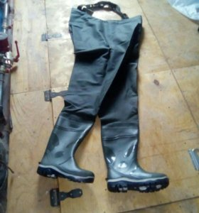 Рыбатские штаны новые